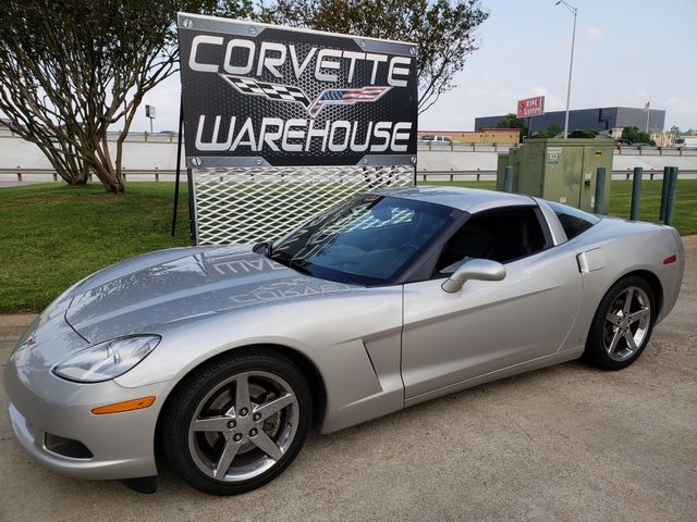 2006 Chevrolet Corvette Coupe 3LT, HUD, Auto, Polished Wheels, Only 33k! | Dallas, Texas | Corvette Warehouse  in Dallas Texas