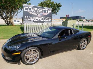 2006 Chevrolet Corvette Coupe Z51, Auto, Glass Top, Chromes, Only 77k! | Dallas, Texas | Corvette Warehouse  in Dallas Texas