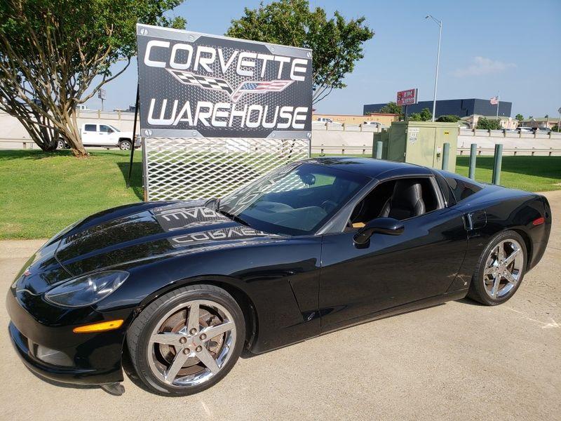 2006 Chevrolet Corvette Coupe Z51, Auto, Glass Top, Chromes, Only 77k! | Dallas, Texas | Corvette Warehouse