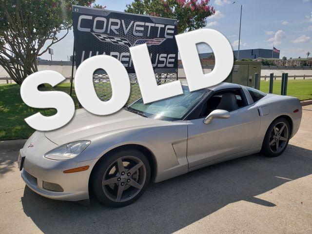 2006 Chevrolet Corvette Coupe 2LT, F55, Comp Gray's, Auto 31k! | Dallas, Texas | Corvette Warehouse  in Dallas Texas