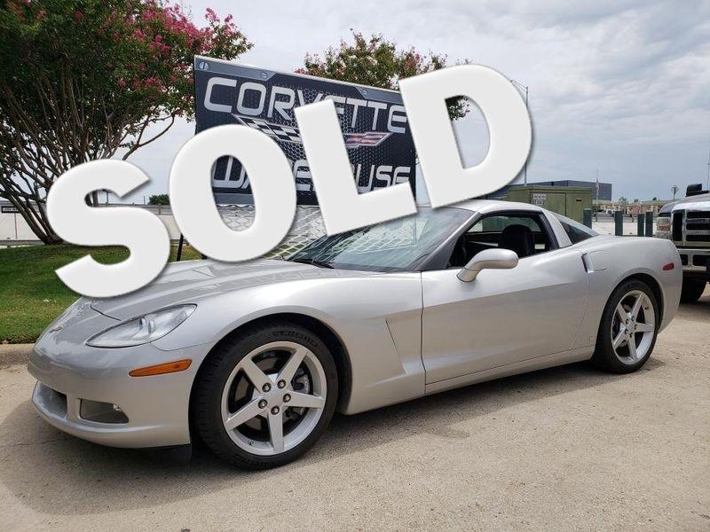 2006 Chevrolet Corvette Coupe Automatic, CD Player, Alloy Wheels, Only 55k   Dallas, Texas   Corvette Warehouse