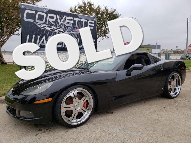 2006 Chevrolet Corvette Coupe 3LT, Z51, 6 Speed, Glass Top, Chromes 41k! | Dallas, Texas | Corvette Warehouse