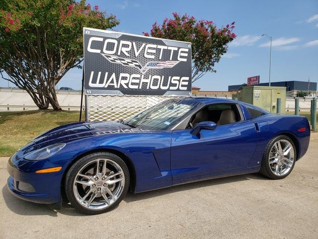 2006 Chevrolet Corvette Coupe 3LT, HUD, Auto, CD Player, Chromes, Only 50k in Dallas, Texas 75220