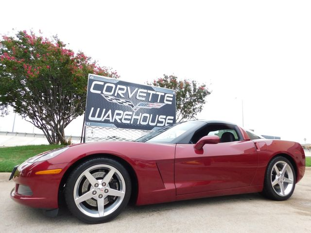 2006 Chevrolet Corvette Coupe 3LT, Z51, NAV, 6-Speed, Polished Wheels 34k in Dallas, Texas 75220