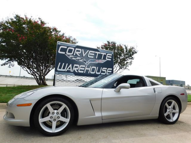 2006 Chevrolet Corvette Coupe 2LT, Z51, 6-Speed, Alloys, Only 58k Miles in Dallas, Texas 75220