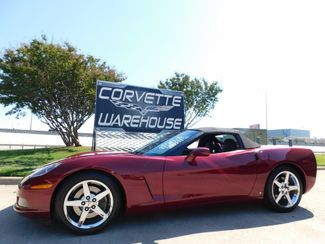 2006 Chevrolet Corvette Convertible 3LT, Z51, NAV, Auto, Chromes Only 62k in Dallas, Texas 75220