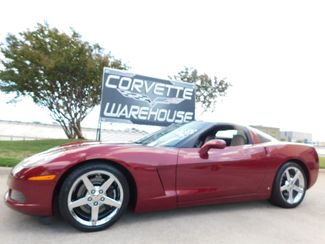 2006 Chevrolet Corvette Coupe 3LT, Z51, NAV, 6-Speed, Corsa, Chromes 33k in Dallas, Texas 75220