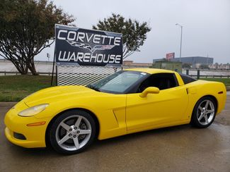 2006 Chevrolet Corvette Coupe 3LT, NAV, Auto, CD, Polished Wheels, 69k in Dallas, Texas 75220