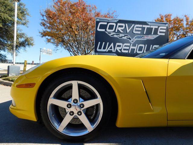 2006 Chevrolet Corvette Coupe 3LT, NAV, Auto, CD, Polished Wheels, 69k in Dallas, Texas 75220