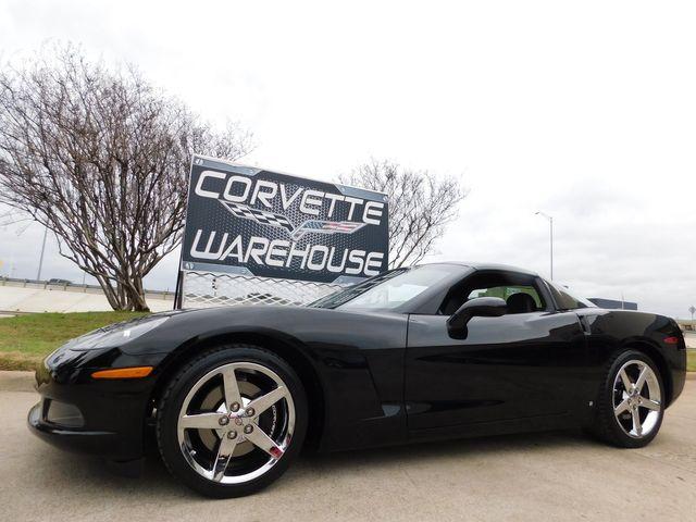 2006 Chevrolet Corvette Coupe 3LT, Auto, CD Player, Chrome Wheels 26k