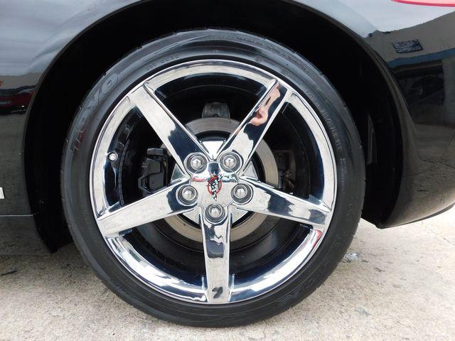 2006 Chevrolet Corvette Coupe 3LT, Auto, CD Player, Chrome Wheels 26k in Dallas, Texas 75220