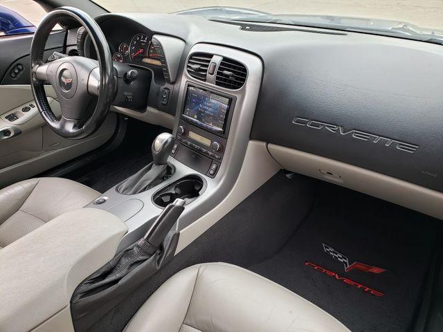 2006 Chevrolet Corvette Convertible 3LT, Power Top, Auto, Chromes, NICE in Dallas, Texas 75220