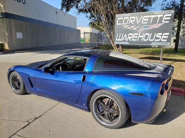 2006 Chevrolet Corvette Coupe 3LT, Auto, JVC Radio, Borla, Black Wheels in Dallas, Texas 75220
