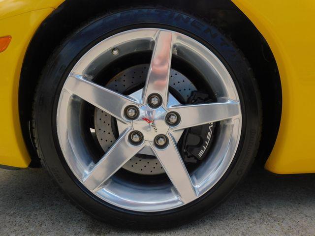 2006 Chevrolet Corvette Coupe 3LT, Z51, Auto, HUD, CD, Polished Wheels 69k in Dallas, Texas 75220