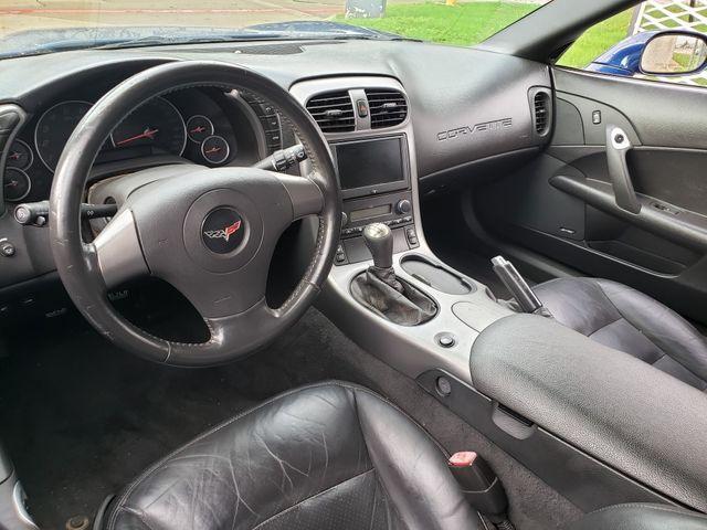 2006 Chevrolet Corvette Coupe 3LT, Z51, NAV, 6- Speed, Z06 Chromes, Nice in Dallas, Texas 75220