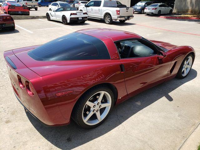 2006 Chevrolet Corvette Coupe Auto, CD Player, Alloy Wheels, 1-Owner in Dallas, Texas 75220