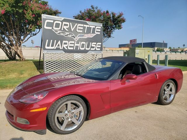 2006 Chevrolet Corvette Convertible 3LT, Z51, Power Top, Auto, Chromes 56k in Dallas, Texas 75220