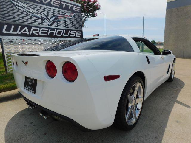 2006 Chevrolet Corvette Coupe Z51, Auto, CD Player, Polished Wheels 37k in Dallas, Texas 75220