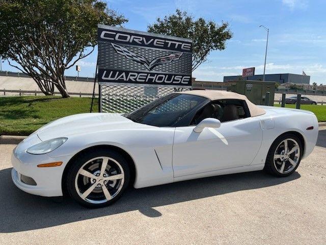 2006 Chevrolet Corvette Convertible 3LT, Power Top, Auto, Chromes 59k in Dallas, Texas 75220