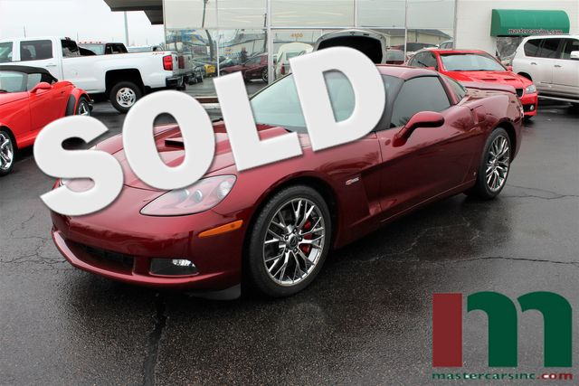 2006 Chevrolet Corvette SLP ZL Coupe | Granite City, Illinois | MasterCars Company Inc. in Granite City Illinois
