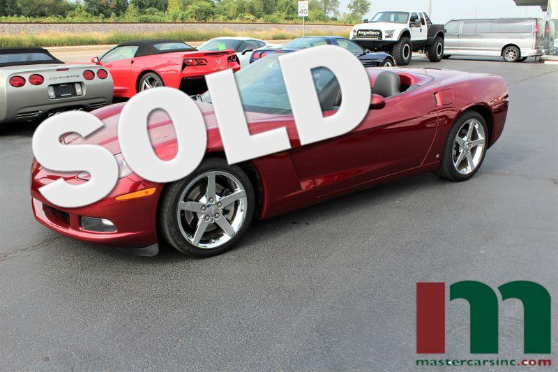 2006 Chevrolet Corvette  | Granite City, Illinois | MasterCars Company Inc. in Granite City Illinois