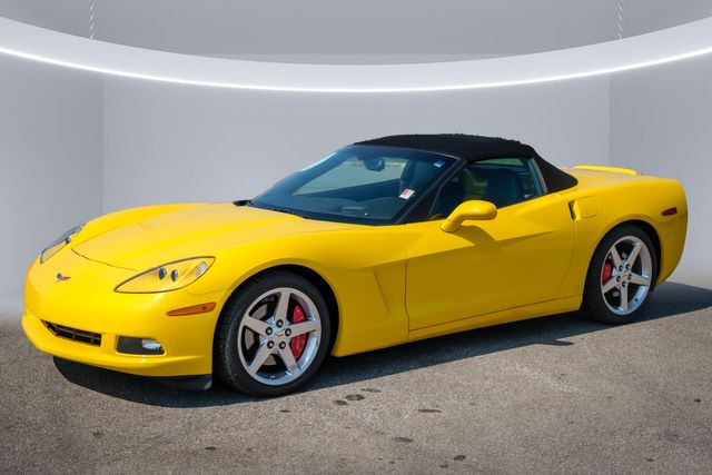 2006 Chevrolet Corvette 3LT with POWER TOP and LOW MILES in Memphis, TN 38115