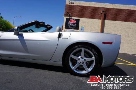2006 Chevrolet Corvette Convertible 3LT Heads Up Z51 Performance Pkg BOSE | MESA, AZ | JBA MOTORS in MESA, AZ