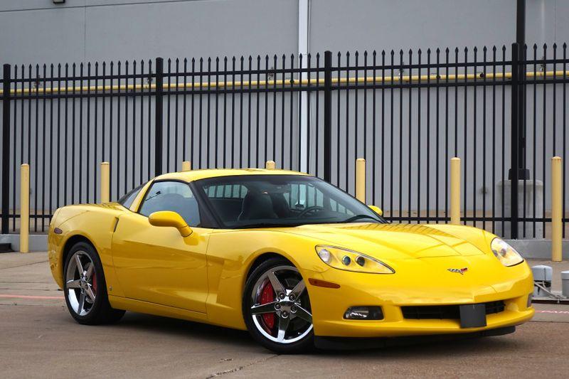 2006 Chevrolet Corvette Manual* Only 47k mi* | Plano, TX | Carrick's Autos in Plano TX