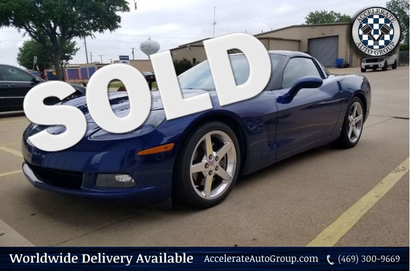 2006 Chevrolet Corvette Coupe with NAV in Rowlett Texas