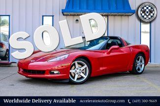 2006 Chevrolet Corvette 6.0L V8 6-SPEED PADDLE SHIFT, NICE LOW MILES in Rowlett
