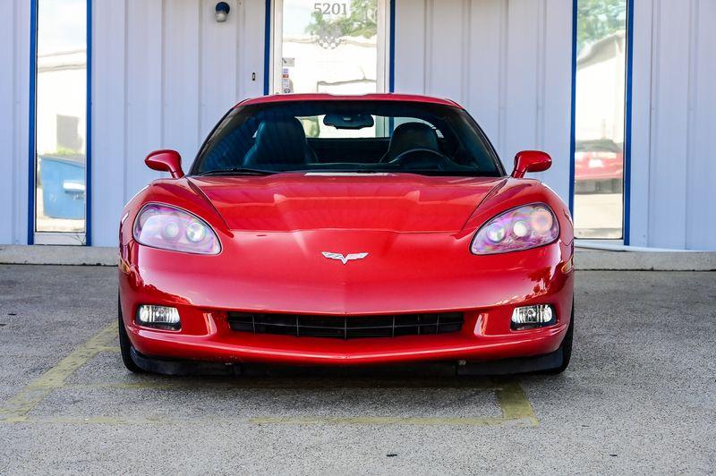 2006 Chevrolet Corvette 6.0L V8 6-SPEED PADDLE SHIFT, NICE LOW MILES in Rowlett, Texas