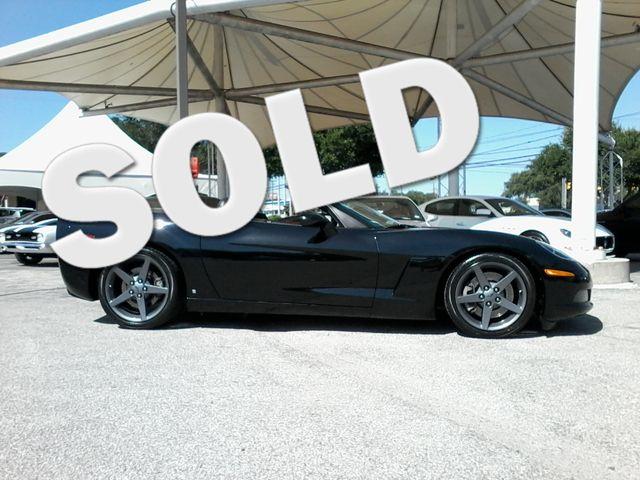 2006 Chevrolet Corvette 6 SPD,Z51 PKG,3LT San Antonio, Texas 0