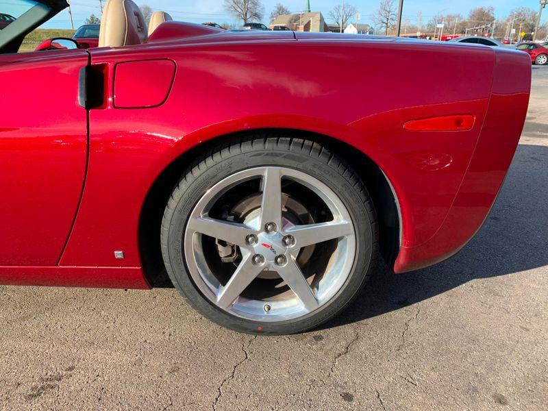 2006 Chevrolet Corvette Convertible 3LT  St Charles Missouri  Schroeder Motors  in St. Charles, Missouri