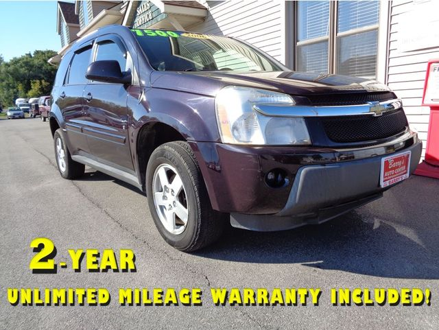 2006 Chevrolet Equinox LT in Brockport NY, 14420