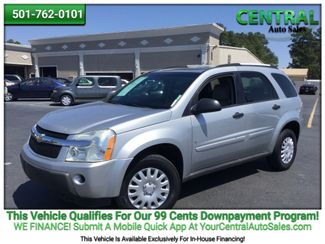 2006 Chevrolet Equinox LS | Hot Springs, AR | Central Auto Sales in Hot Springs AR