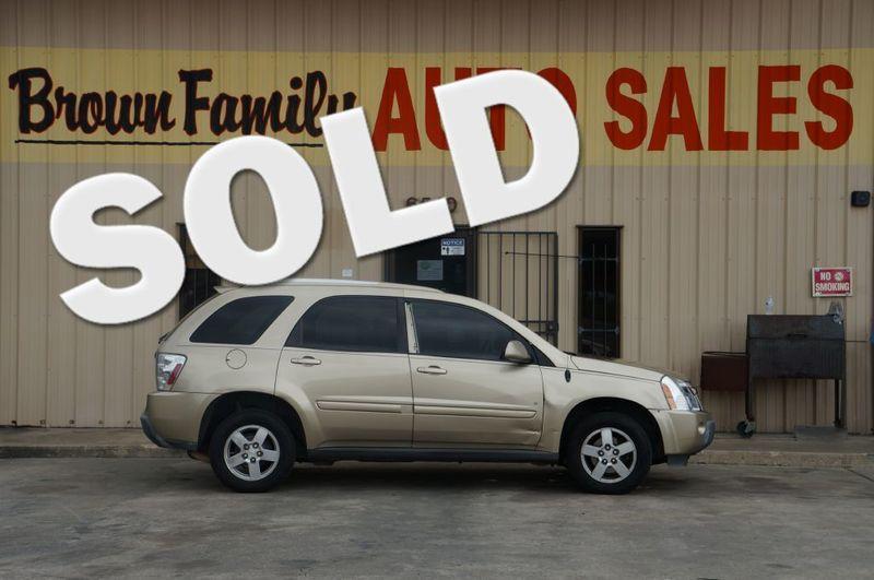 2006 Chevrolet Equinox LT   Houston, TX   Brown Family Auto Sales in Houston TX