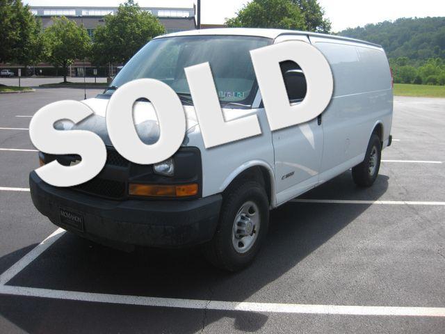 2006 *Sale Pending* Chevrolet Express Cargo Van Conshohocken, Pennsylvania