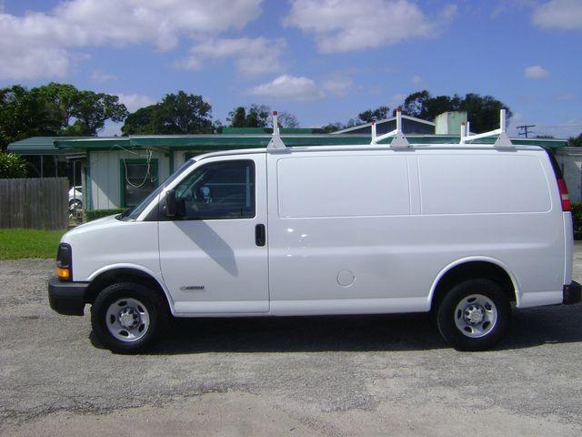 2006 Chevrolet Cargo Van 2500