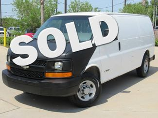 2006 Chevrolet Express Cargo Van 3500 | Houston, TX | American Auto Centers in Houston TX