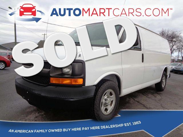 2006 Chevrolet Express Cargo Van  | Nashville, Tennessee | Auto Mart Used Cars Inc. in Nashville Tennessee