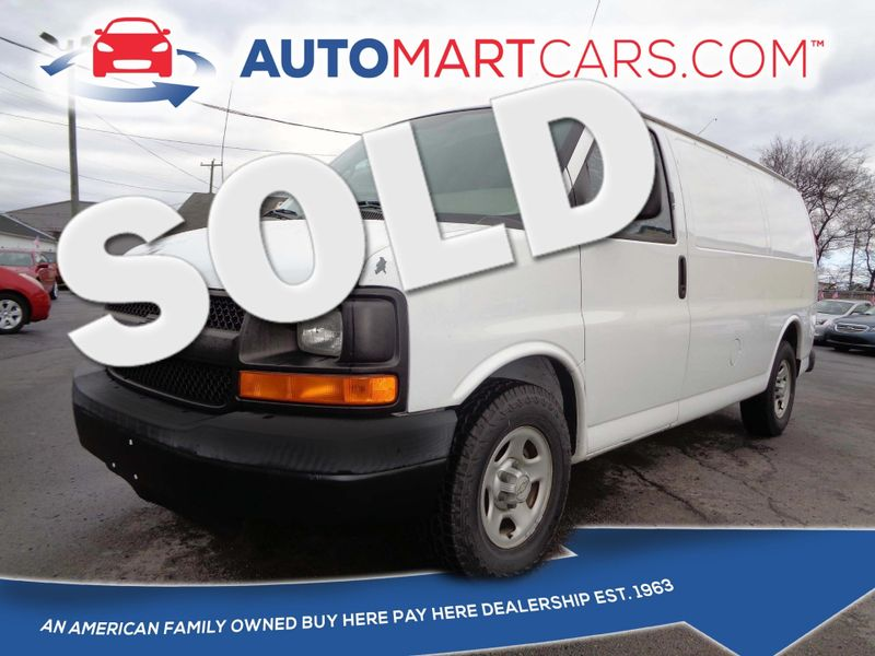 2006 Chevrolet Express Cargo Van  | Nashville, Tennessee | Auto Mart Used Cars Inc. in Nashville Tennessee