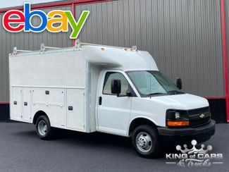 2006 Chevrolet Express Commercial Cutaway DRW UTILITY VAN in Woodbury, New Jersey 08093