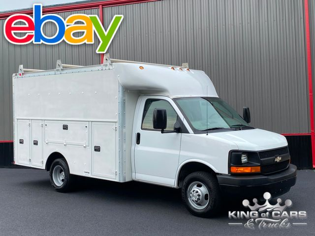 2006 Chevrolet Express Commercial Cutaway DRW UTILITY VAN in Woodbury, New Jersey 08093