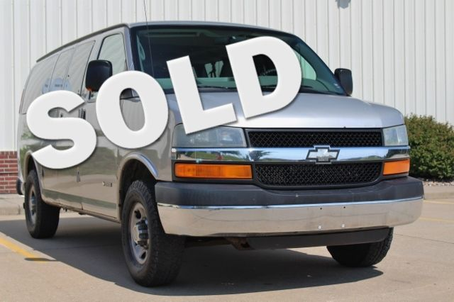 2006 Chevrolet Express G3500 in Jackson MO, 63755