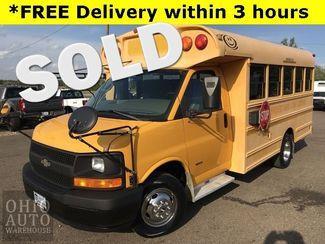 2006 Chevrolet Express Van G3500 Bus Duramax 6.6L V8 Turbo Diesel Cln Carfax 1-O... in Canton, Ohio 44705