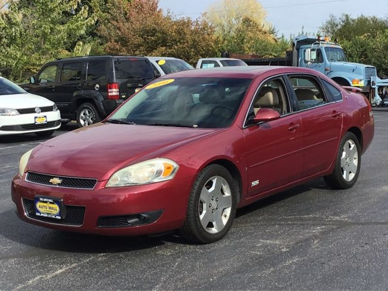 2006 Chevrolet Impala SS | Champaign, Illinois | The Auto Mall of Champaign in Champaign Illinois