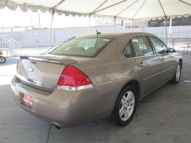 2006 Chevrolet Impala LTZ Gardena, California 2