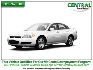 2006 Chevrolet Impala LS | Hot Springs, AR | Central Auto Sales in Hot Springs AR