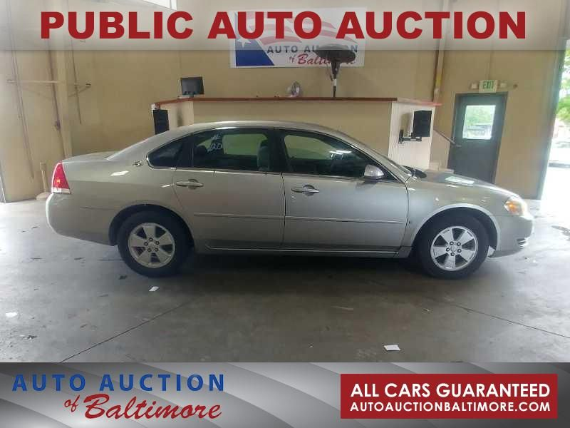 2006 Chevrolet Impala LT 3.5L | JOPPA, MD | Auto Auction of Baltimore  in JOPPA MD