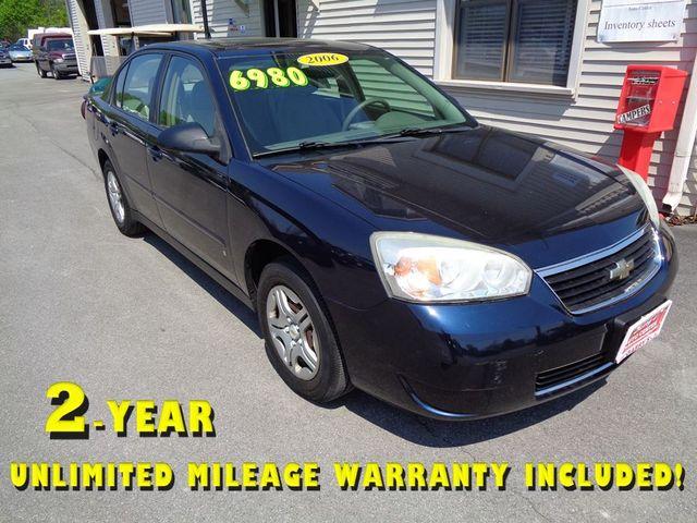 2006 Chevrolet Malibu LS w/1LS